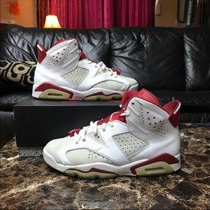 "2017 Air Jordan Retro 6 ""Alternate"""